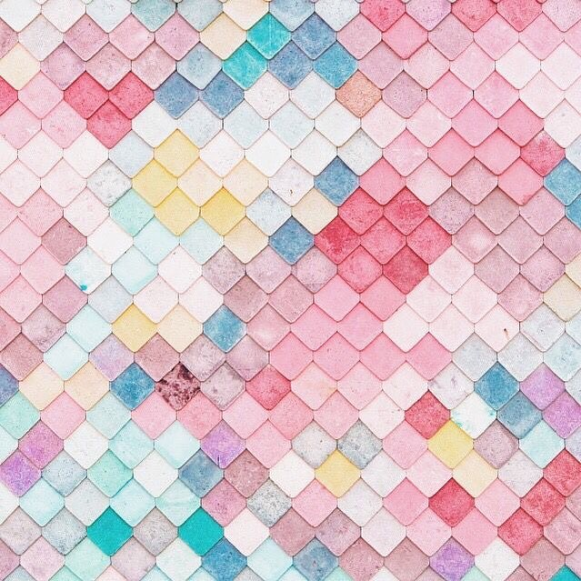 Pastel art design wallpaper