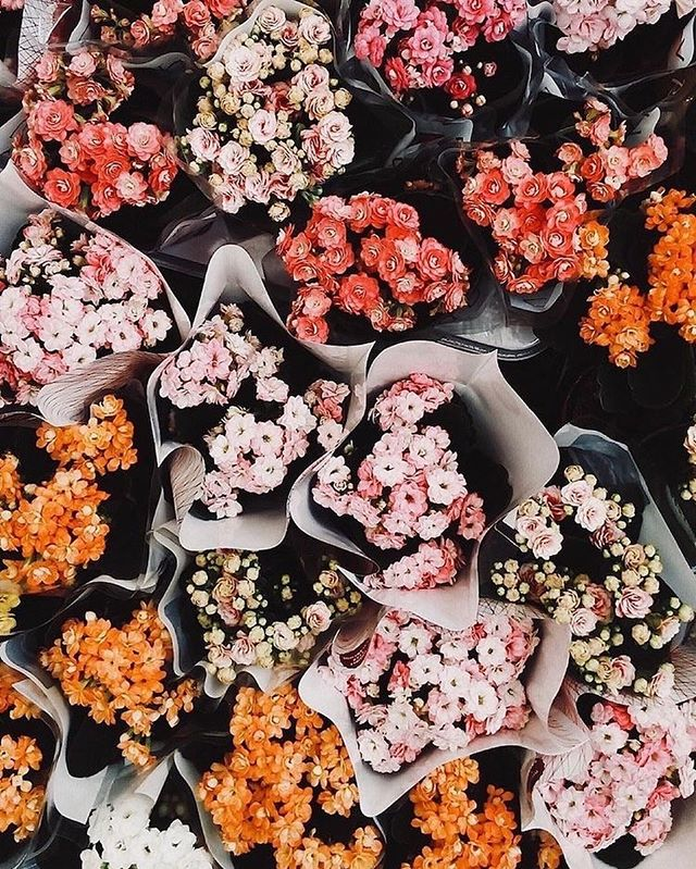 Very pretty bouquets Floral crush