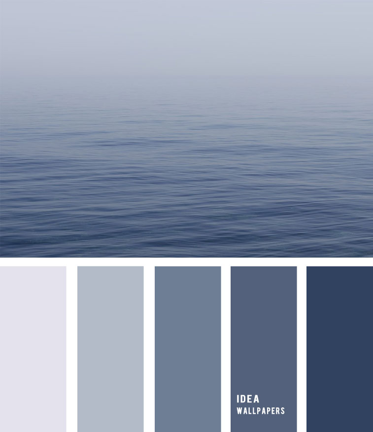 Deep Blue Ocean Color Palette 1905228