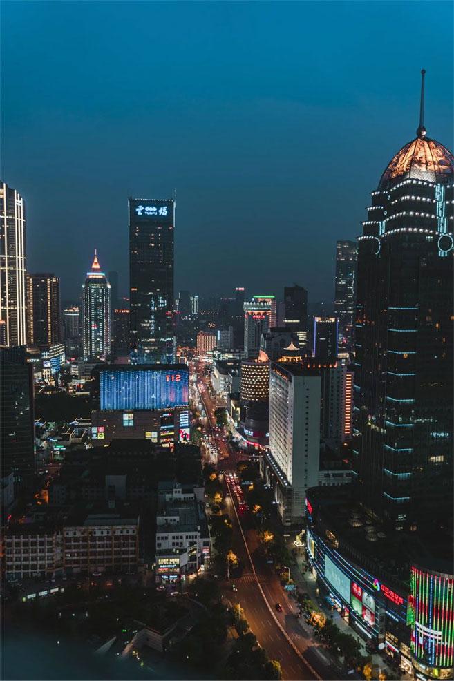 City light iphone wallpaper