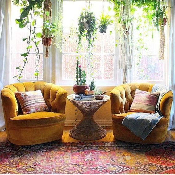 Stunning boho living room Ideas that make you want to change your living room