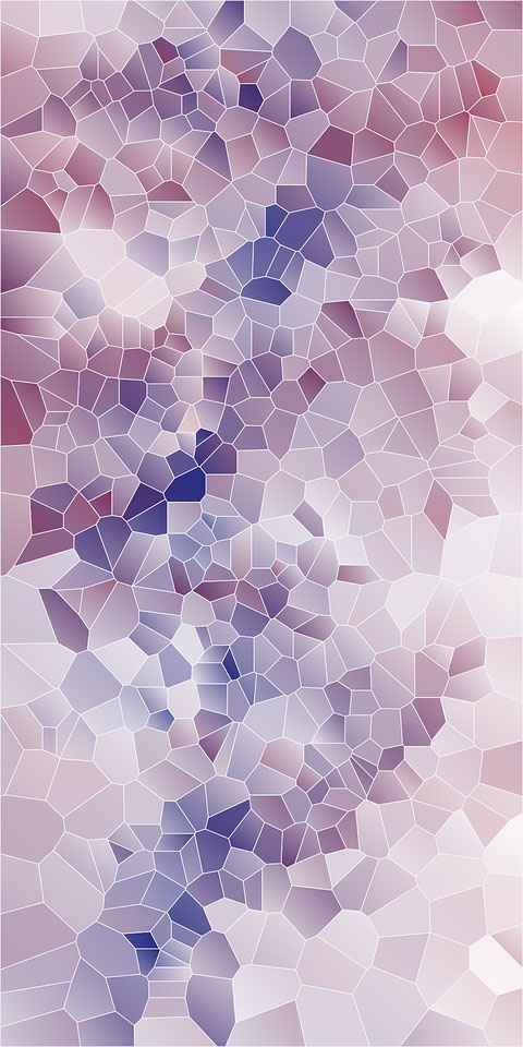 Abstract graphic mosaic iphone wallpaper
