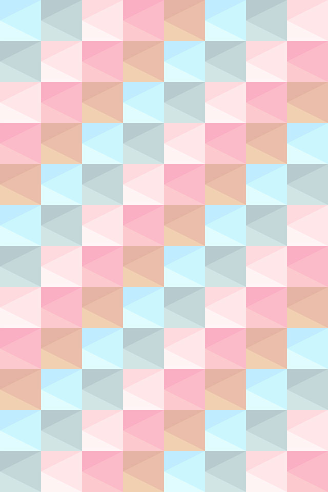 Abstract pattern iPhone wallpaper