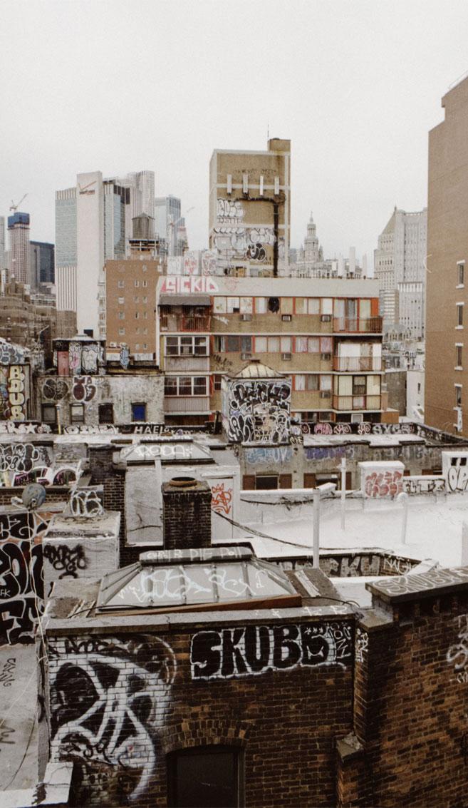 Urban building