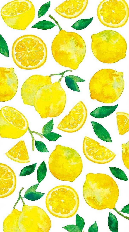 Lemon – so summery