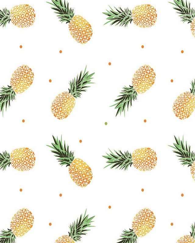 Cute pineapple
