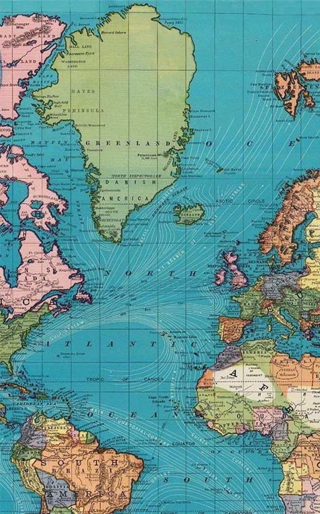 World map wallpaper #iphonewallpaper #map - Idea Wallpapers ...