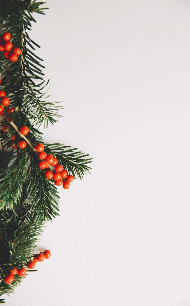 10 Beautiful holiday season iphone wallpaper