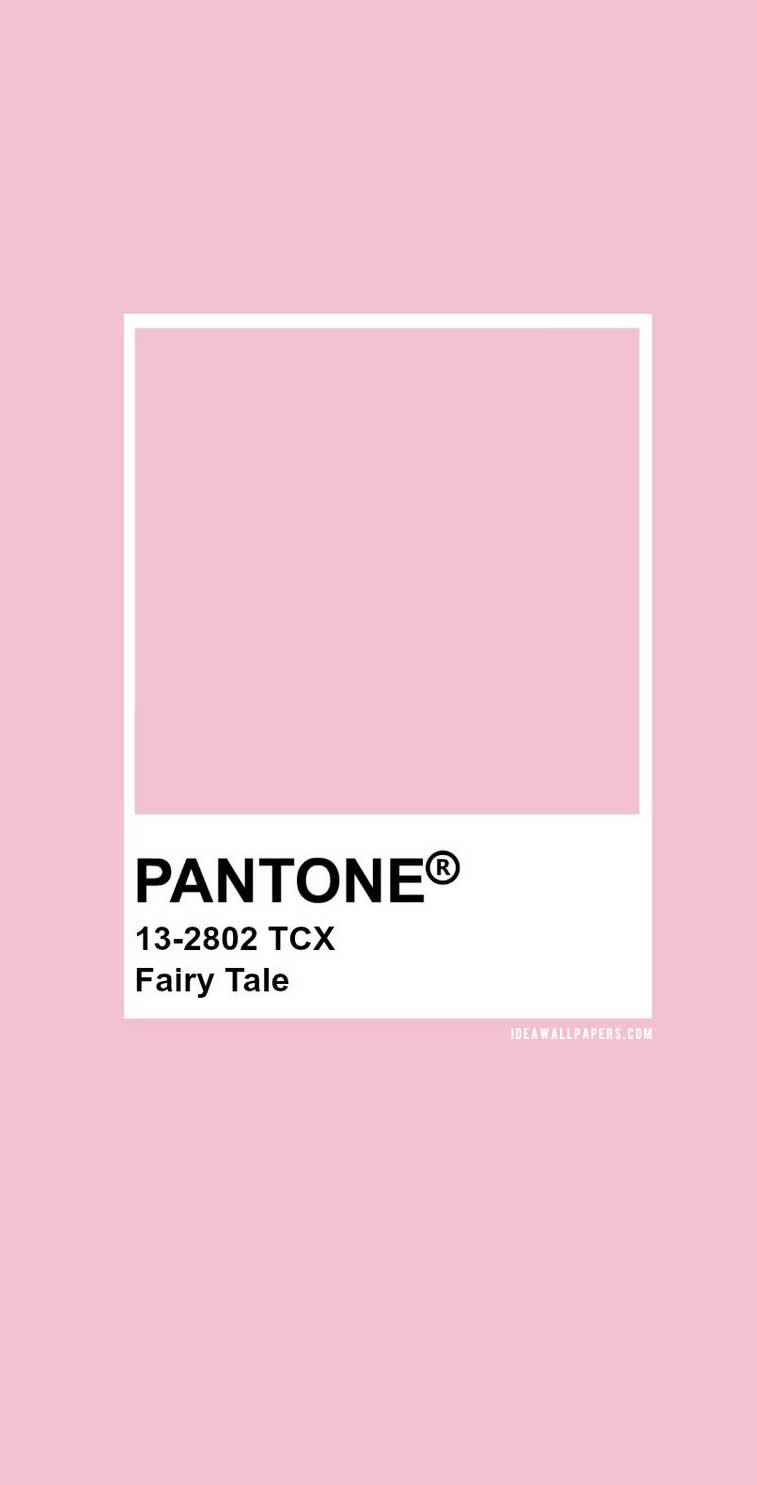 60 Pantone Color Palettes :  Pantone Fairy Tale : Pantone 13-2802
