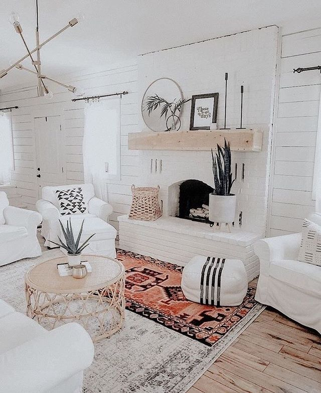 Gorgeous Fireplace mantel decor ideas
