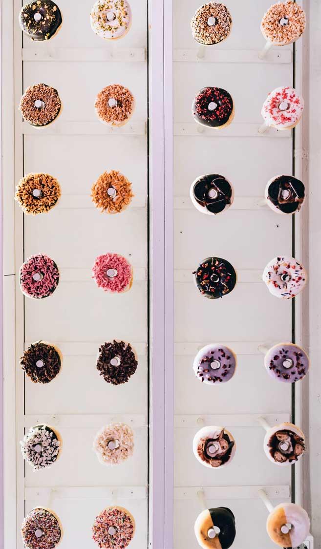 Donuts Donuts Donuts