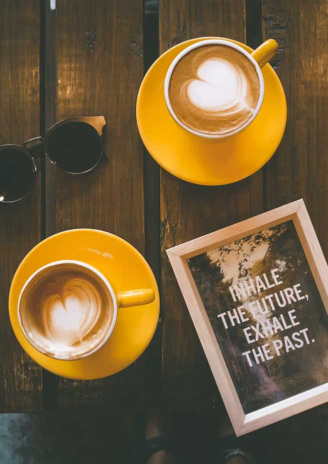 25 Awesome Coffee Photo Ideas That'll Make you Want One Now