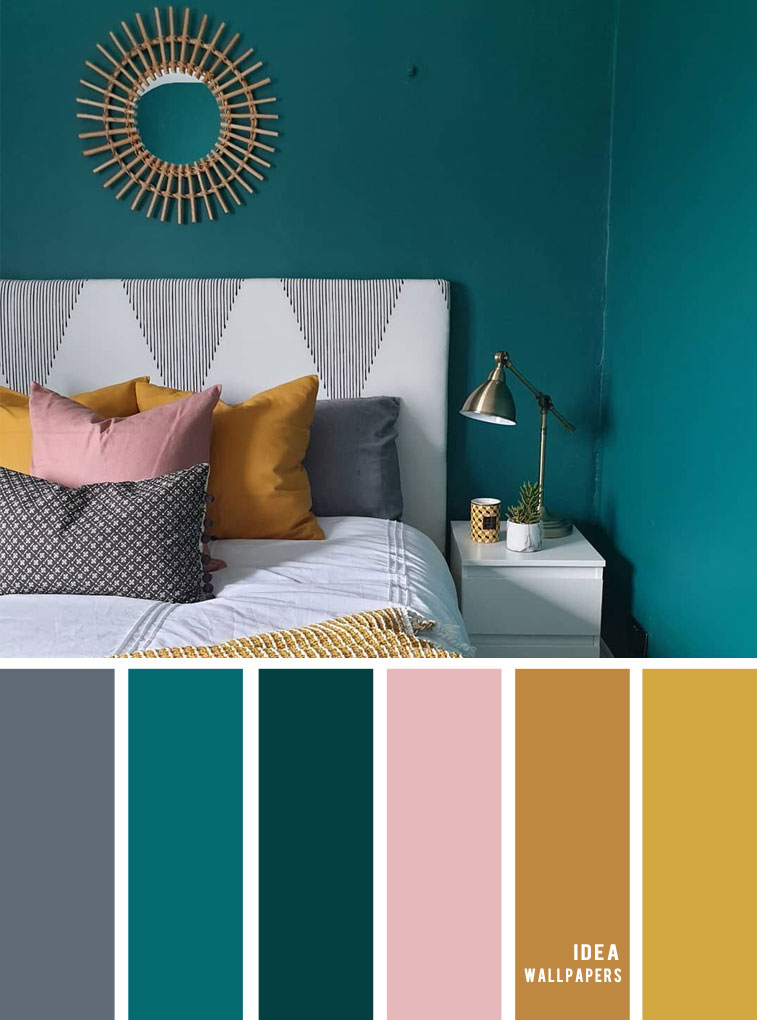25 Best Color Schemes For Your Bedroom