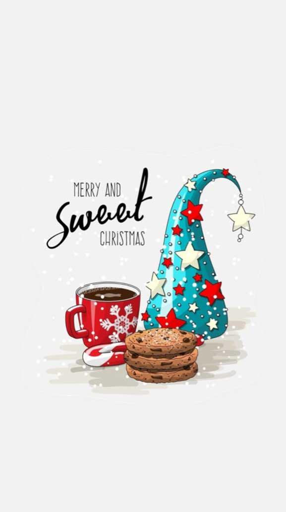 39 beautiful Christmas illustrations