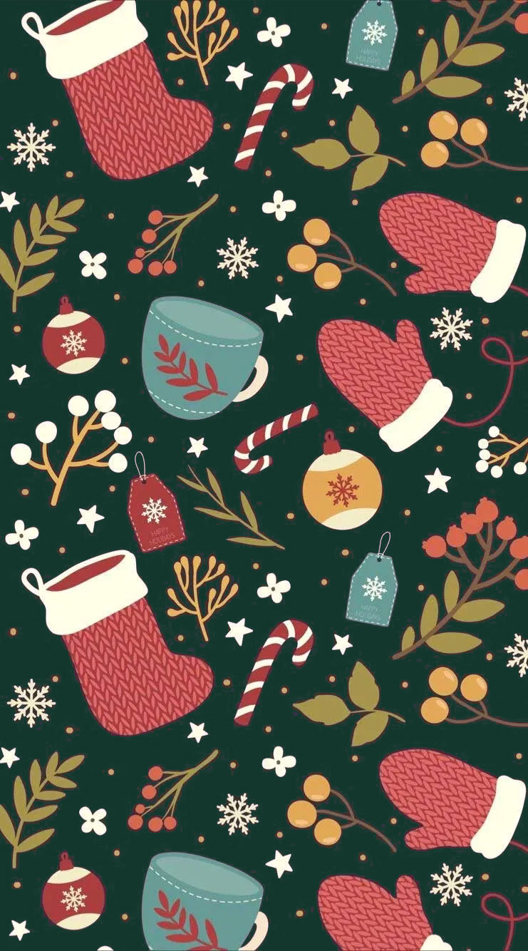 39 Beautiful Christmas Illustrations
