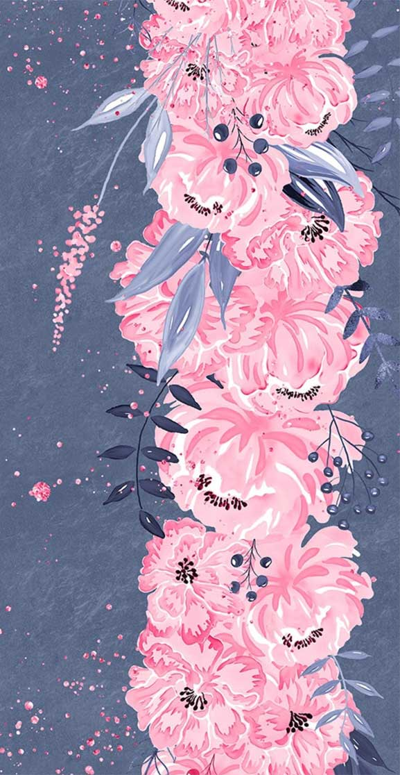 27 Pretty flower illustration iphone wallpaper – page 7