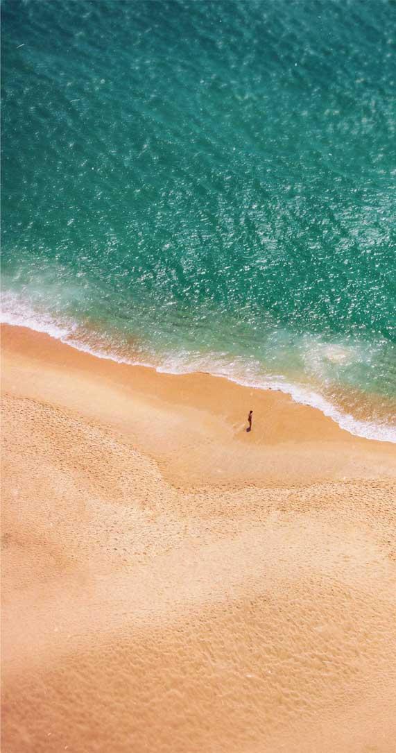 Beach iPhone Wallpaper
