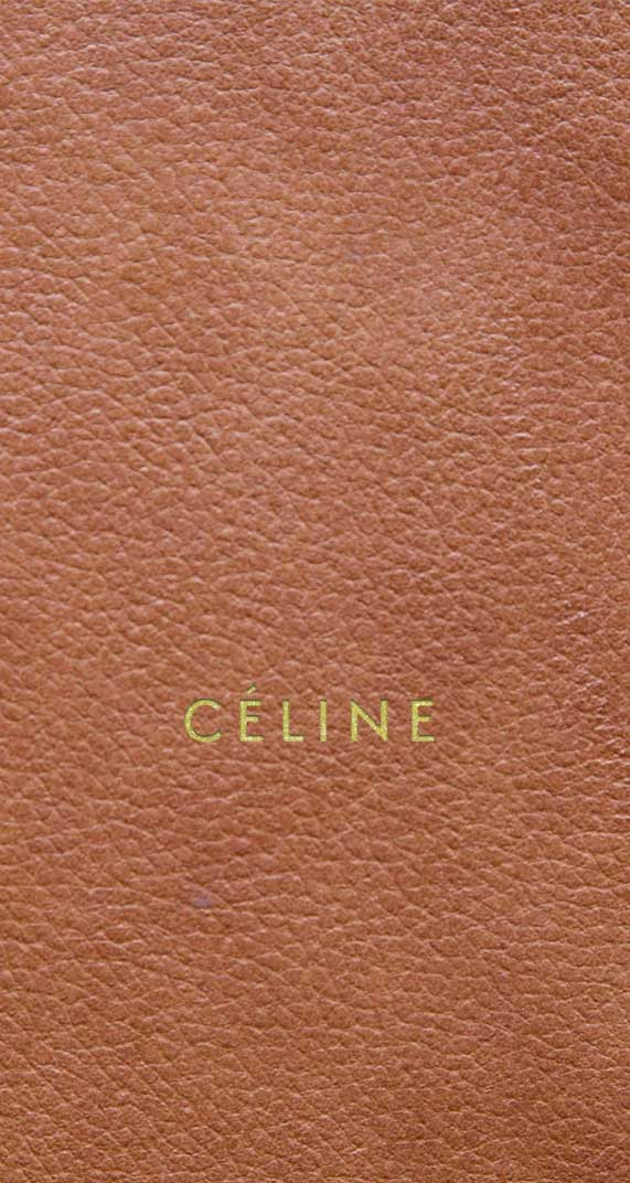 Celine Obsessed iPhone Wallpaper