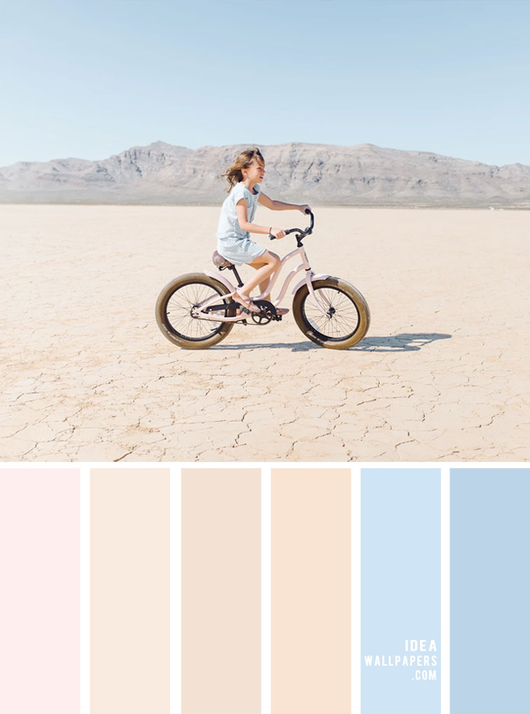 Color Inspiration : Pastel Hues