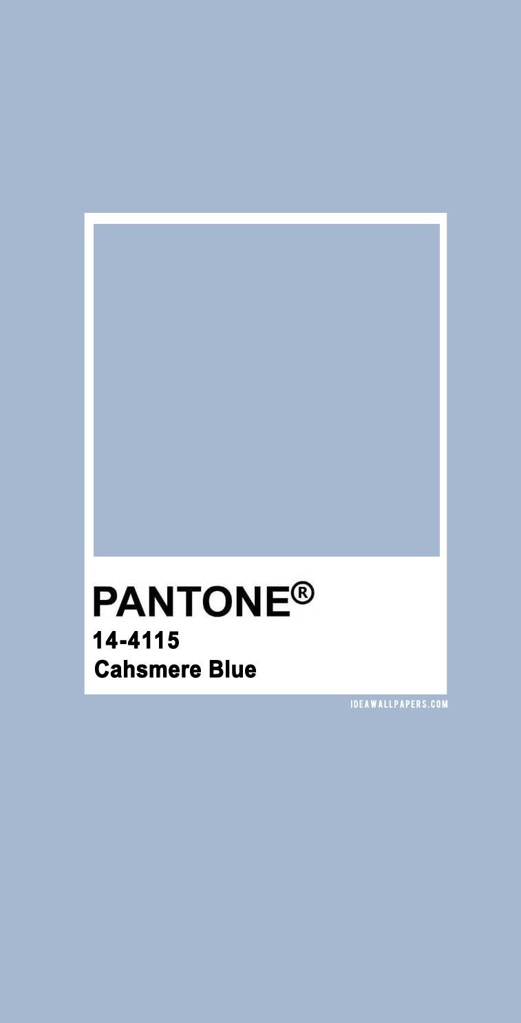 Pantone Cashmere Blue  : Pantone 14-4115 Cashmere Blue