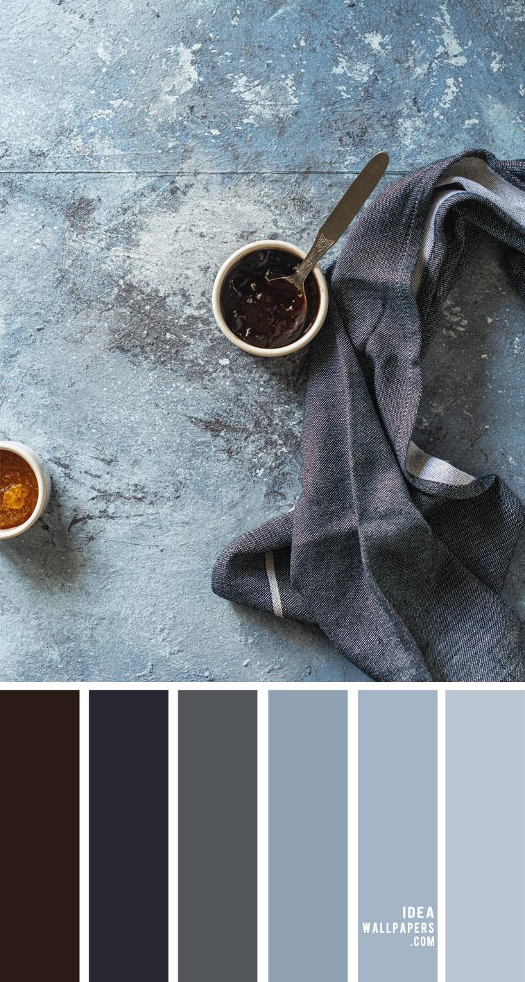 Blue Grey Color Palette – Color Palette 153