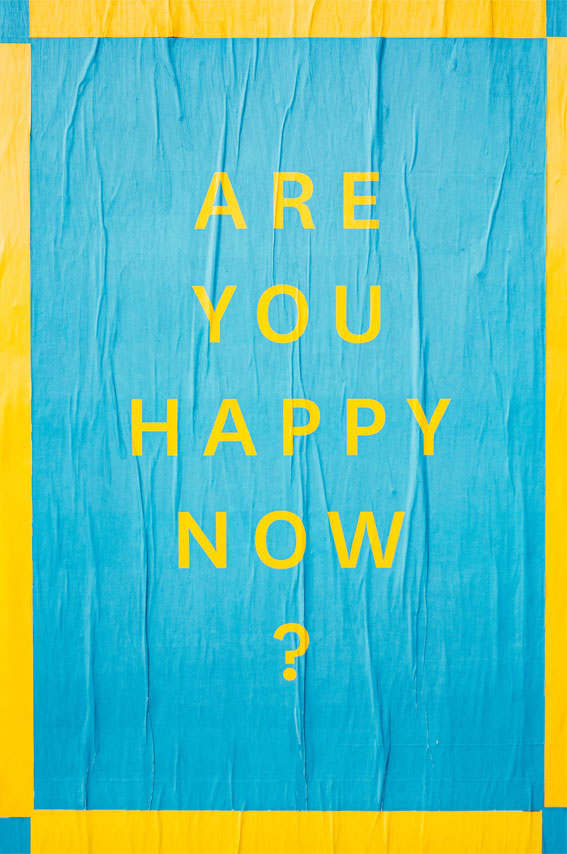 Are you happy now? Iphone Wallpaper