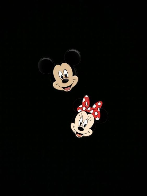 Micky Mouse IPhone Wallpaper